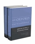 The Oxford Encyclopedia of American Cultural and Intellectual History.