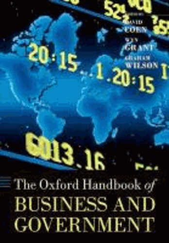 The Oxford Handbook of Business and Government.