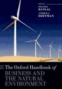 The Oxford Handbook of Business and the Natural Environment.