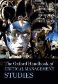 The Oxford Handbook of Critical Management Studies.
