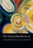 The Oxford Handbook of Grammaticalization.