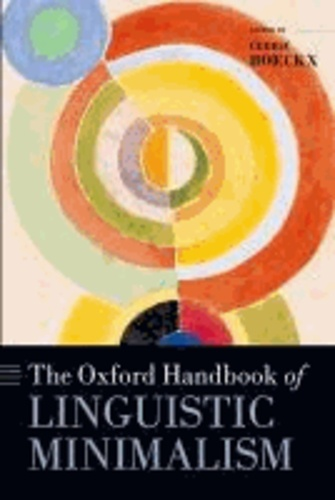 The Oxford Handbook of Linguistic Minimalism.