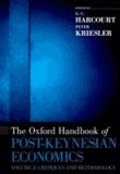 The Oxford Handbook of Post-Keynesian Economics, Volume 2 - Critiques and Methodology.