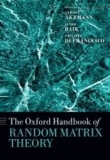 The Oxford Handbook of Random Matrix Theory.