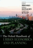 The Oxford Handbook of Urban Economics and Planning.