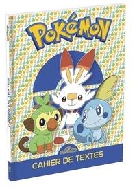 The Pokémon Company - Cahier de textes Pokémon.