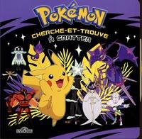 The Pokémon Company - Pokémon, cherche-et-trouve à gratter - Avec un bâtonnet.