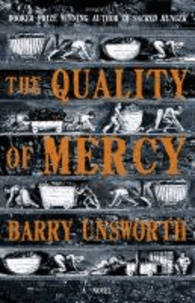 The Quality of Mercy.