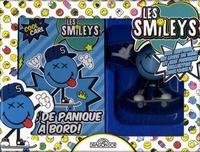The Smiley Company et Jean-Christophe Derrien - Mon coffret Cool Carl - Coffret avec 1 figurine collector.