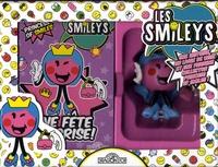 The Smiley Company - Mon coffret Princess of Smile - Coffret avec 1 figurine collector.