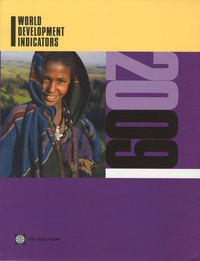 The World Bank - World Development Indicators 2009.