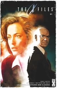 Joe Harris - The X-Files - Tome 05 - Les nouvelles affaires non classées.