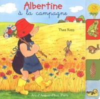 Thea Ross - Albertine à la campagne.