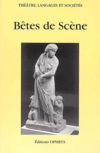 Theâtre, langages et sociétés - .