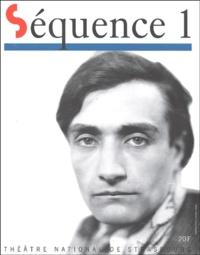 Jean-Louis Martinelli et  Collectif - Séquence N° 1 : .