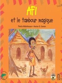 Théda Midiohouan - Afi et le tambour magique.