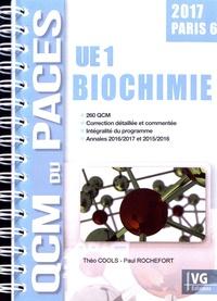 Théo Cools et Paul Rochefort - Biochimie UE1 Paris 6.