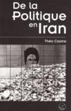 Théo Cosme - De la politique en Iran.