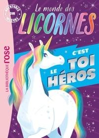 Théo Duval - Le monde des licornes - Aventures sur mesure XXL.