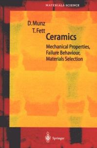 CERAMICS. Mechanical Properties, Failure Behaviour, Materials Selection.pdf