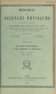 Théo Kahan et  Académie des sciences de Paris - Les cavités électromagnétiques et leurs applications en radiophysique.