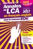 Théo Pezel - Annales de LCA pour le concours ECNi - 2009-2017.