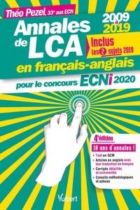 Théo Pezel - Annales de LCA pour le concours ECNi - 2009-2019.