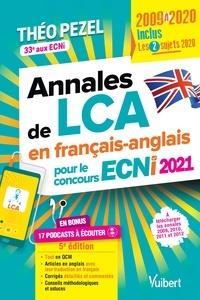 Théo Pezel - Annales de LCA pour le concours ECNi.