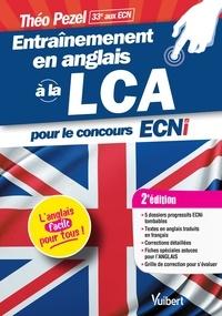 Théo Pezel - Entraînement en anglais à la LCA pour le concours ECNi.