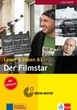 Theo Scherling et Elke Burger - Der Filmstar - Lessen & Hören A1. 1 CD audio