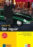 Theo Scherling et Elke Burger - Der Jaguar - Leo & Co. 1 CD audio