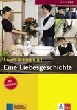Theo Scherling et Elke Burger - Eine Liebesgeschichte - Lesen & Hören A1. 1 CD audio