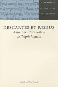 Descartes et Regius - Autour de lExplication de lesprit humain.pdf