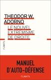 Theodor Adorno - Sur l'extrême droite radicale.