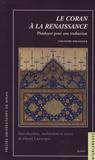 Theodor Bibliander - Le Coran à la Renaissance - Plaidoyer pour uen traduction.