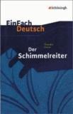 Johannes Diekhans et Theodor Storm - Der Schimmelreiter. Mit Materialien.