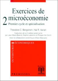 Theodore-C Bergstrom et Hal-R Varian - .