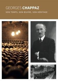 Théodore Georgopoulos - Journée d'études sur Georges Chappaz.
