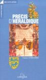 Théodore Veyrin-Forrer et Michel Popoff - Précis d'héraldique.