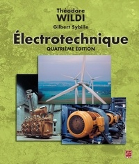 Théodore Wildi - Électrotechnique (4e édition).