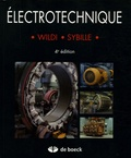 Théodore Wildi et Gilbert Sybille - Electrotechnique.
