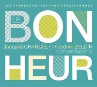 Theodore Zeldin et Jacques Chancel - Le bonheur - Conversations. 1 CD audio MP3