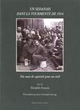 Théophile François - Un Sedanais dans la tourmente de 1914 - Dix mois de captivité pour un civil.