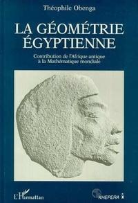 Théophile Obenga - La géométrie égyptienne.