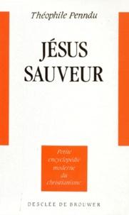 Théophile Penndu - Jésus sauveur.