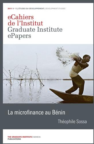 Théophile Sossa - La microfinance au Bénin.