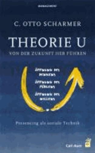 Theorie U: Von der Zukunft her führen - Prescencing als soziale Technik.