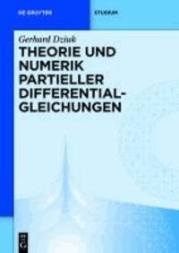 Theorie und Numerik partieller Differentialgleichungen.