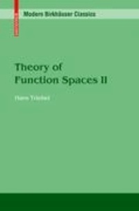 Theory of Function Spaces II.