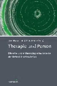 Therapie und Person - Ethische und anthropologische Aspekte der tiefen Hirnstimulation.